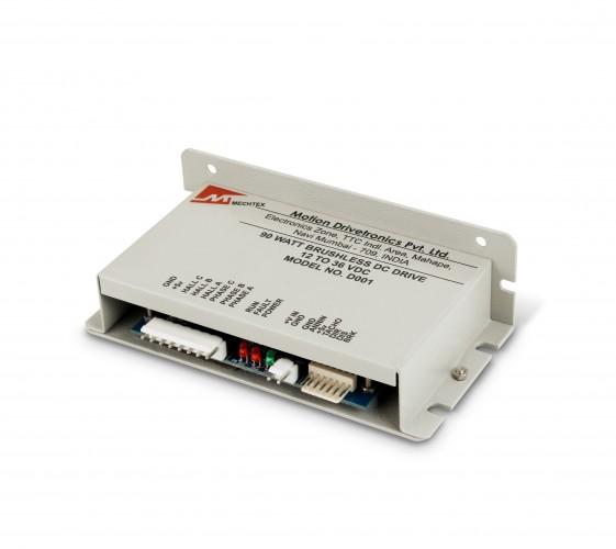 BLDC Motor Controller D001
