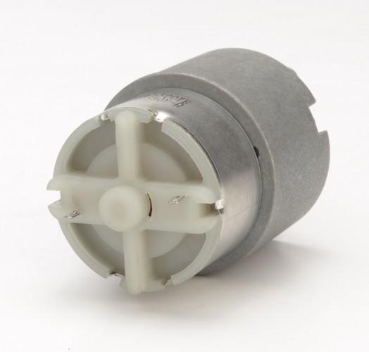 DC Geared Motor Ø37mm 12 VDC 14.3rpm 0.45Nm