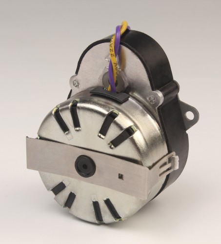 AC Synchronous Geared Motors 230V 50Hz 5rpm 0.5Nm