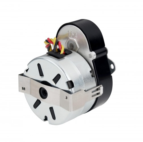 Geared Stepper Motors 24V 4rpm 1.5Nm