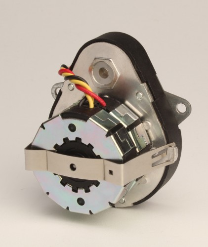 Geared Stepper Motors 12 VDC 1.6rpm 0.2Nm