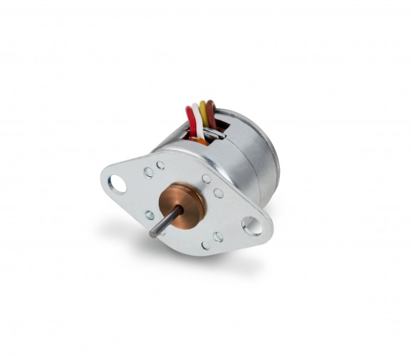 Stepper Motors 12 VDC Step angle 15° Holding Torque 0.4Ncm