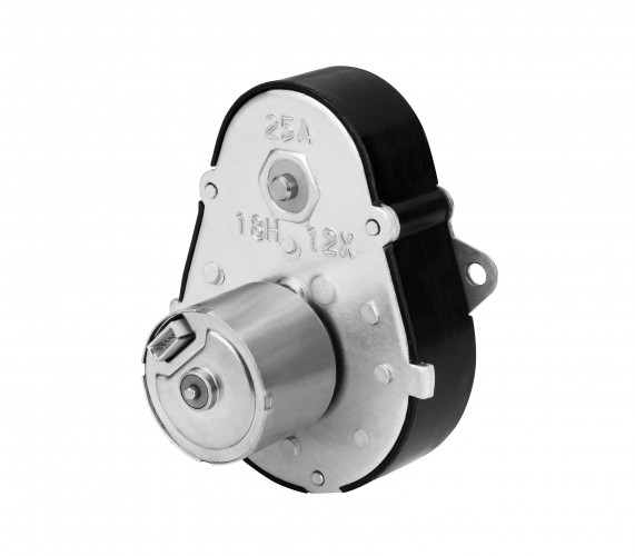 BLDC In-runner Geared Motor  24V DC 58rpm 0.3Nm