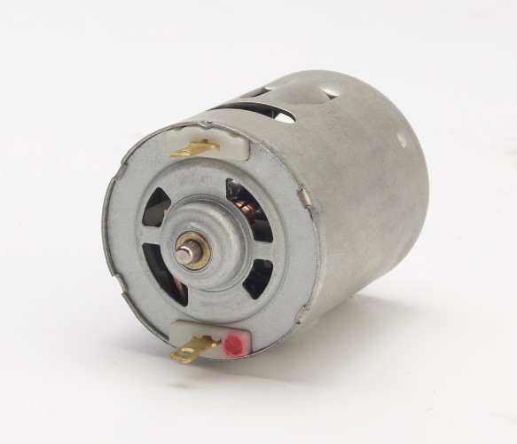 Brushed DC Motors 12V DC No Load Speed 2500rpm Rated Torque 0.210Ncm