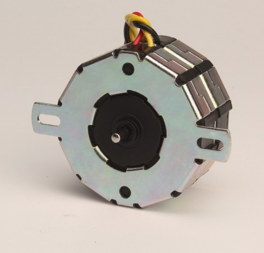 Synchronous Motor  Ø51.5mm 110 VAC 50Hz 250rpm 2.7Ncm